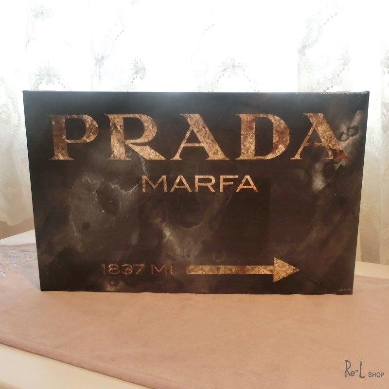 Marfa Night 12842【Olivergal オリバーガル】壁掛け絵 絵画 アート 受注販売商品