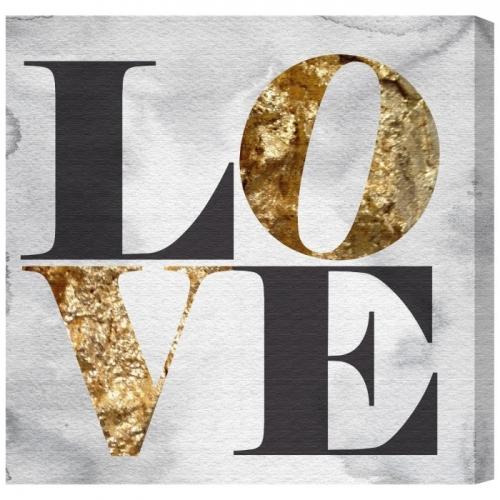 ★BUILD ON LOVE STONE 11955Olivergal オリバーガル 壁掛け絵 絵画 アート 受注販売商品