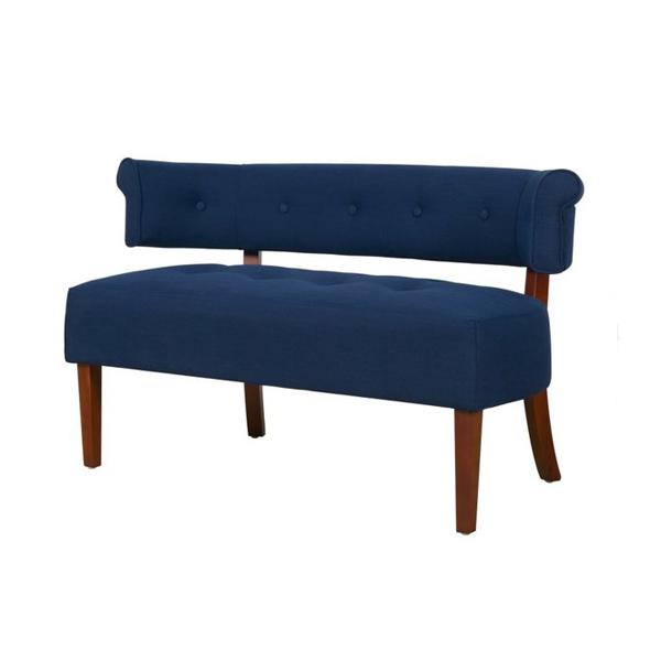 ジェニファーテイラー 2Pソファ JaredJennifer Taylor ソファ ダイニング ファブリック モダン クラシック ソファー おしゃれ かわいい 2人 2人掛けソファ 2人掛け 椅子 長椅子 布 北欧 送料無料RE36008SE-878