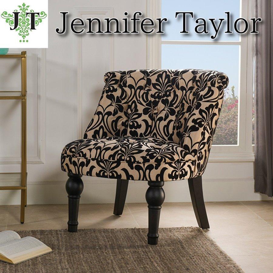 ジェニファーテイラー ラムズゲイトチェア YorkeJennifer Taylor ソファ ダイニング ファブリック モダン エレガント ソファー チェスターフィールド おしゃれ かわいい ボタン締め 1人 1人掛けソファ 1人掛け 椅子 布 北欧 送料無料RE33056RC-979