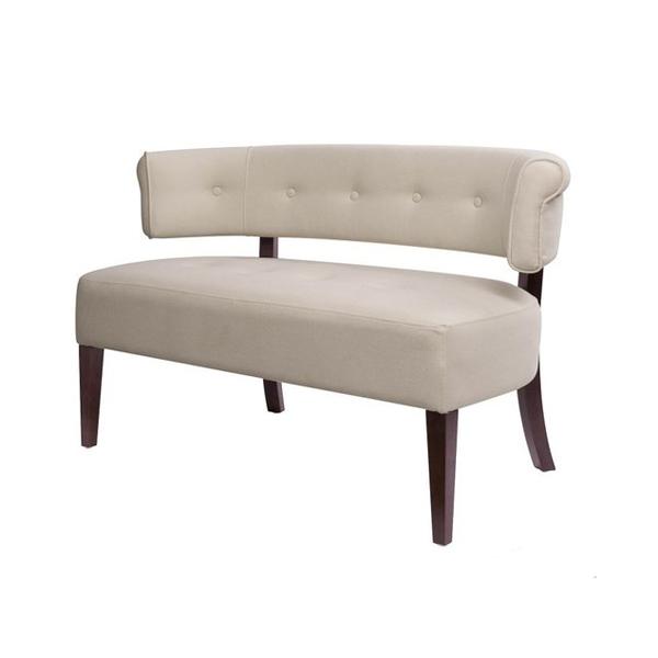 ジェニファーテイラー 2Pソファ JaredJennifer Taylor ソファ ダイニング ファブリック モダン クラシック ソファー おしゃれ かわいい 2人 2人掛けソファ 2人掛け 椅子 長椅子 布 北欧 送料無料RE36008SE-970