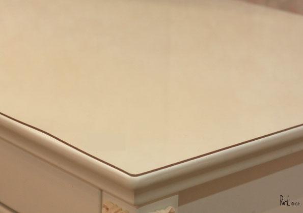 チェレスタ ロゼッタ ロゼッタロゼ 幅120家具用デスクマット ロゼッタロゼシリーズ幅120サイズ家具 『1年保証』 天板用 透明デスクマット日本製 ファクトリーアウトレット smtb-TK 送料無料