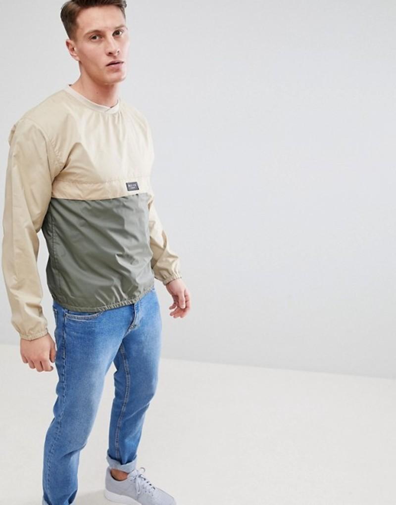 【2019 新作】 ニースロンドン メンズ パーカー In・スウェット アウター Nicce London Block London Sweatshirt Sweatshirt In Stone Stone, ウイスタリアピアノ 中古通販部:91e7cc1c --- portalitab2.dominiotemporario.com