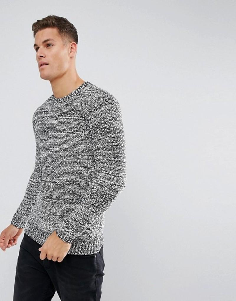 レリジョン メンズ ニット・セーター アウター Religion Crew Neck Sweater Grey