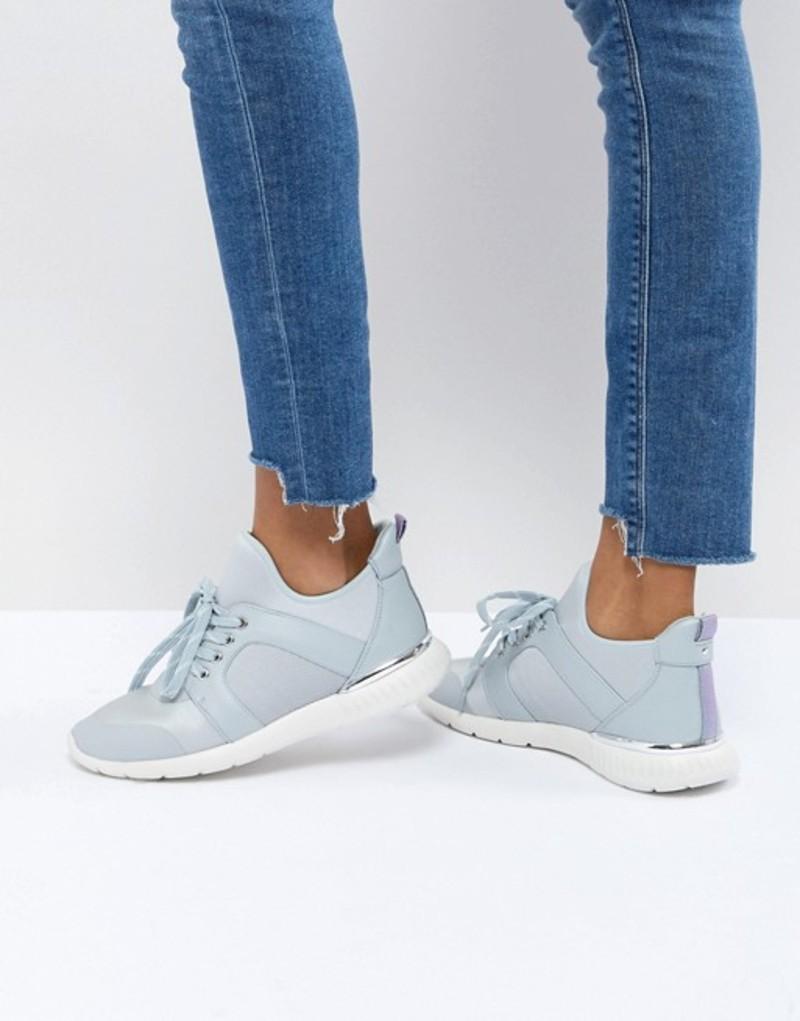 コールイットスプリング レディース スニーカー シューズ Call It Spring Alelawiel Blue Sneakers Blue
