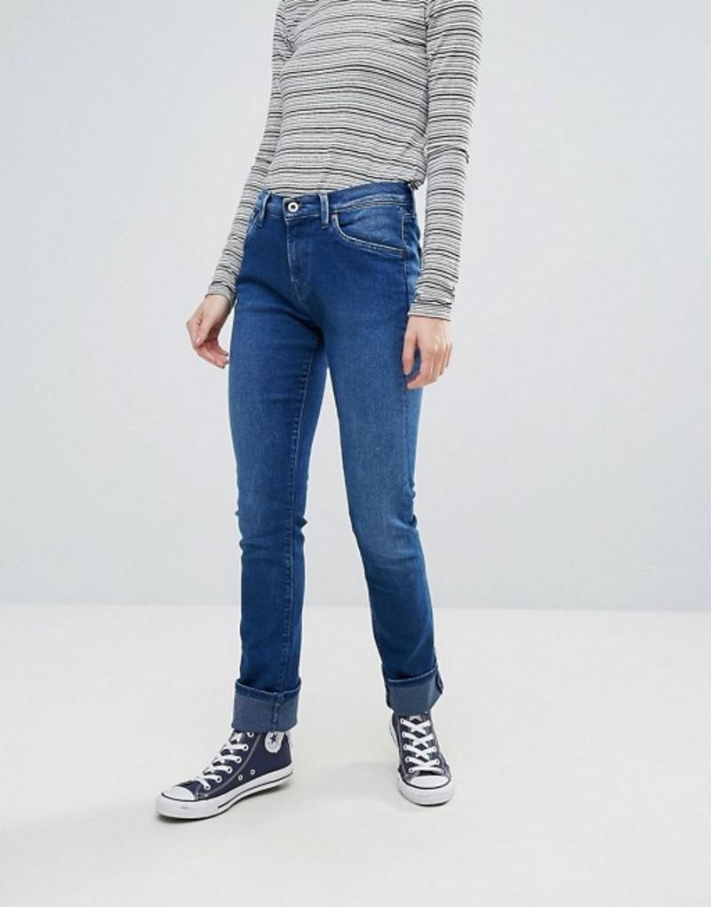 ペペジーンズ レディース デニムパンツ ボトムス Pepe Jeans Victoria Skinny Jeans Denim
