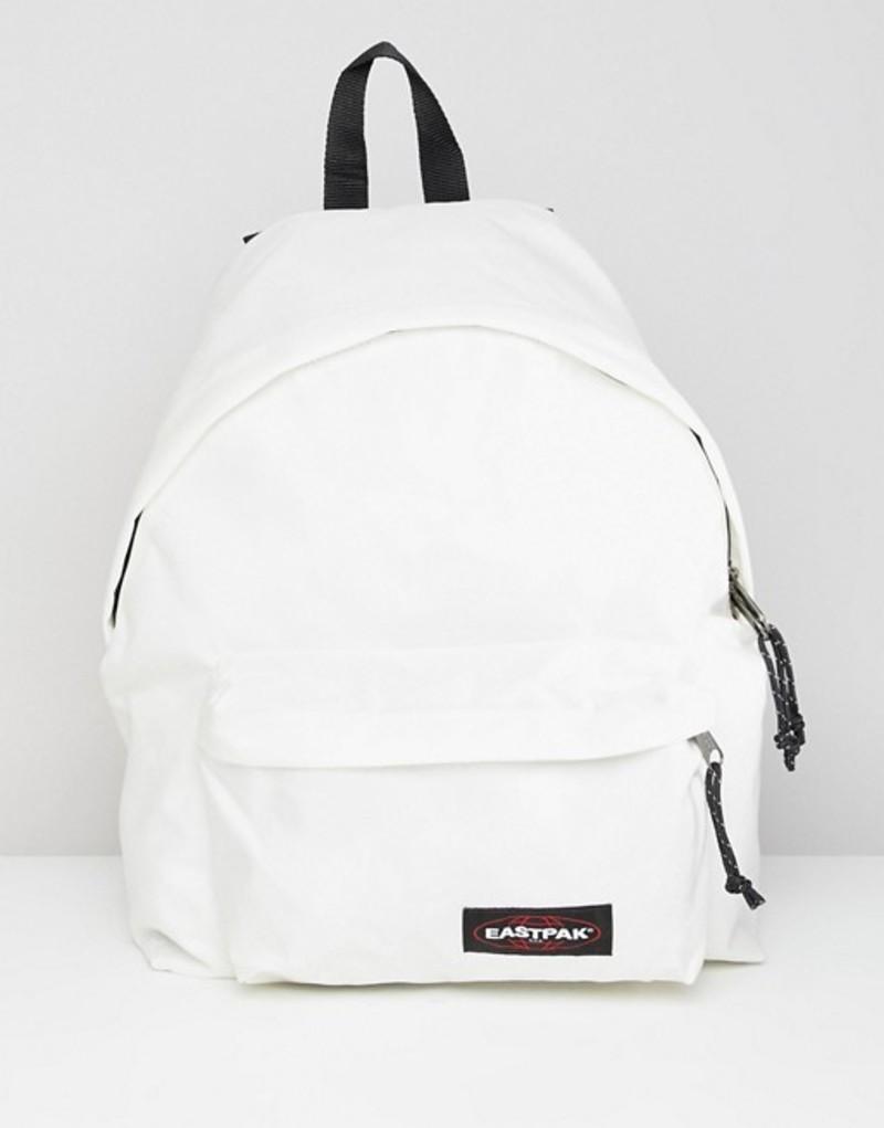 イーストパック メンズ バックパック・リュックサック バッグ Eastpak Padded Pak'R Backpack 24L White
