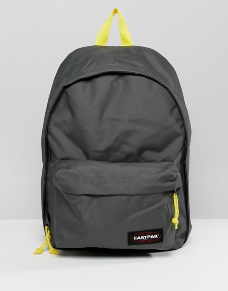 イーストパック メンズ バックパック・リュックサック バッグ Eastpak Out Of Office Backpack 27L Grey