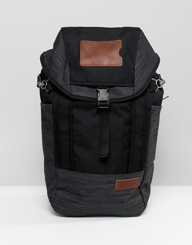 イーストパック メンズ バックパック・リュックサック バッグ Eastpak Fluster Merge Mixed Melange Backpack Grey