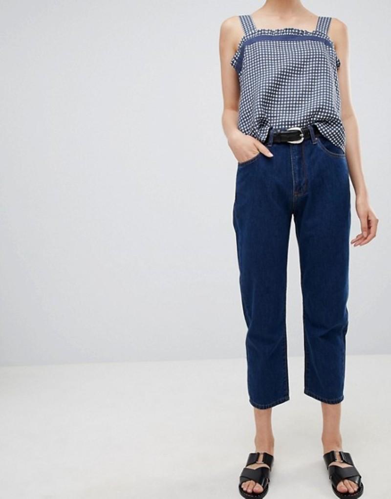 ライダー レディース デニムパンツ ボトムス Ryder Vintage Mom Fit Jeans Medium wash
