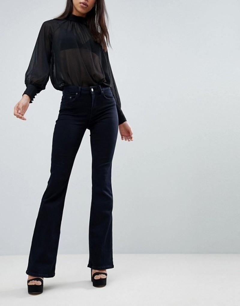 レイス レディース デニムパンツ ボトムス Reiss Jaclyn Flared Jeans Indigo