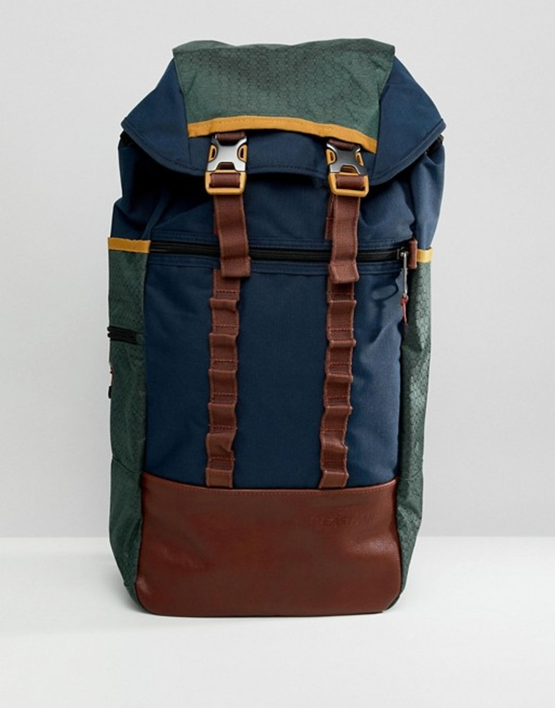 イーストパック メンズ バックパック・リュックサック バッグ Eastpak Bust MP Blue Backpack Blue