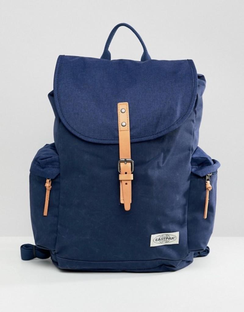 イーストパック メンズ バックパック・リュックサック バッグ Eastpak Austin Blend Navy Backpack Navy