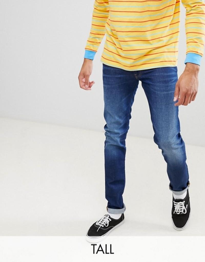 リー メンズ デニムパンツ ボトムス Lee TALL Darren Regular Fit Jeans in Bright Sea Wash Bright sea wash