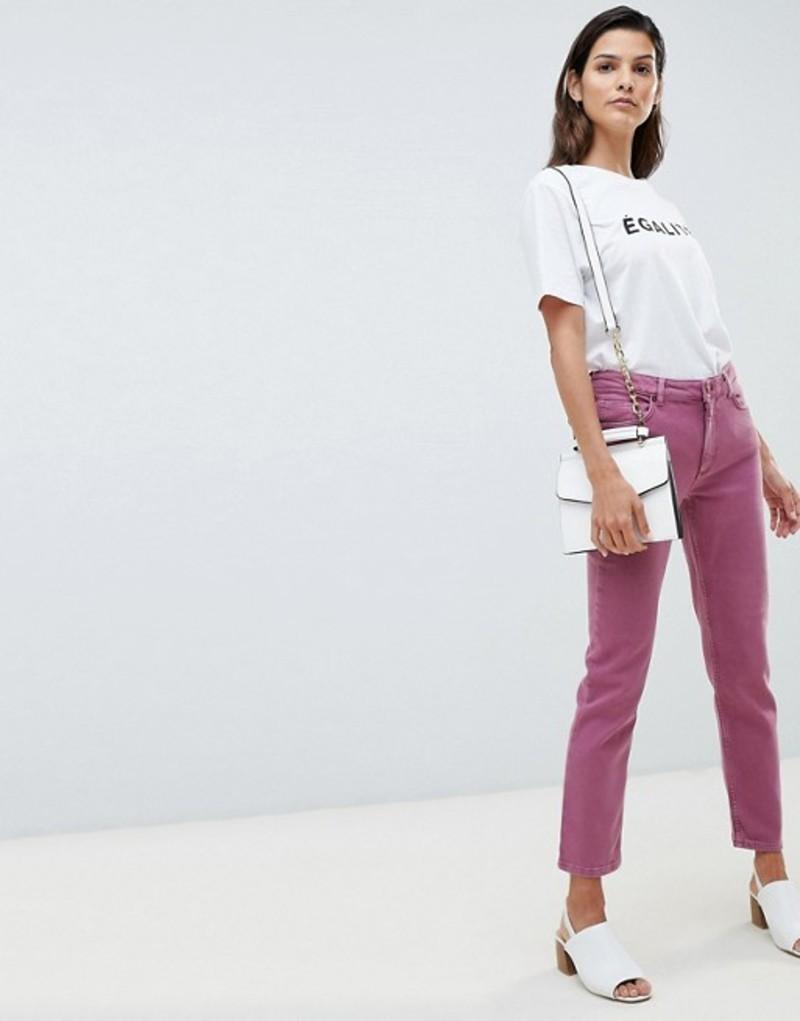 フレンチコネクション レディース デニムパンツ ボトムス French Connection Boy Fit Jeans Light