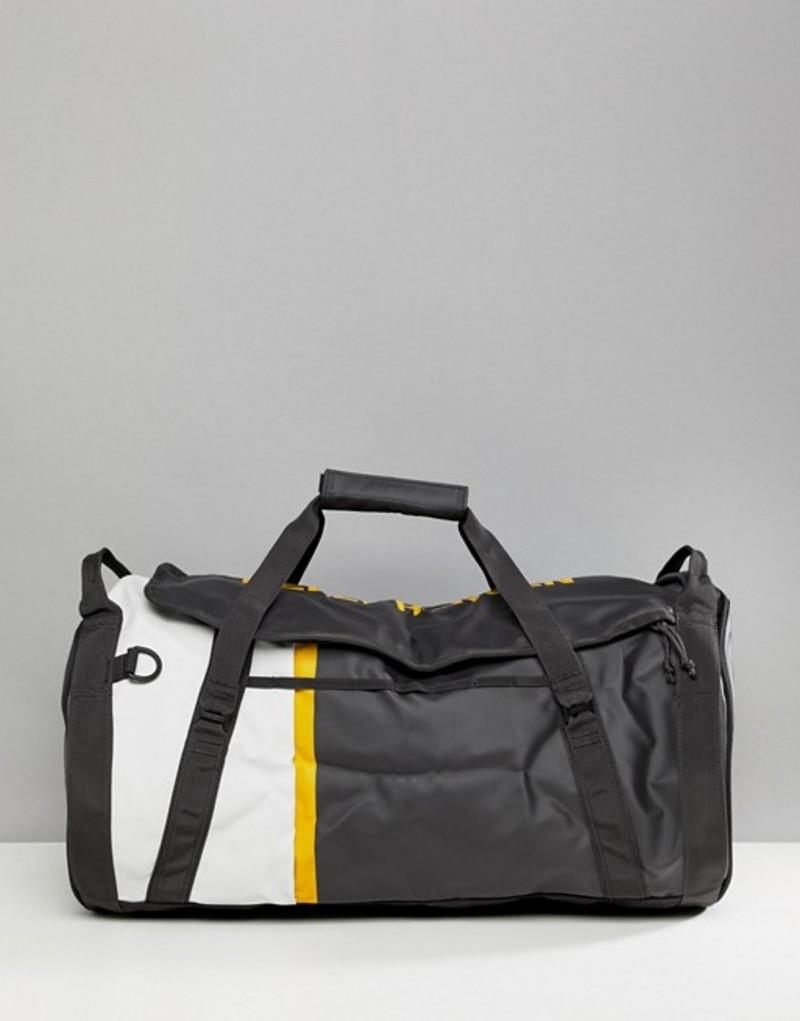 ヘリーハンセン メンズ ボストンバッグ バッグ Helly Hansen 50L Packable Duffel Bag In Ebony Ebony