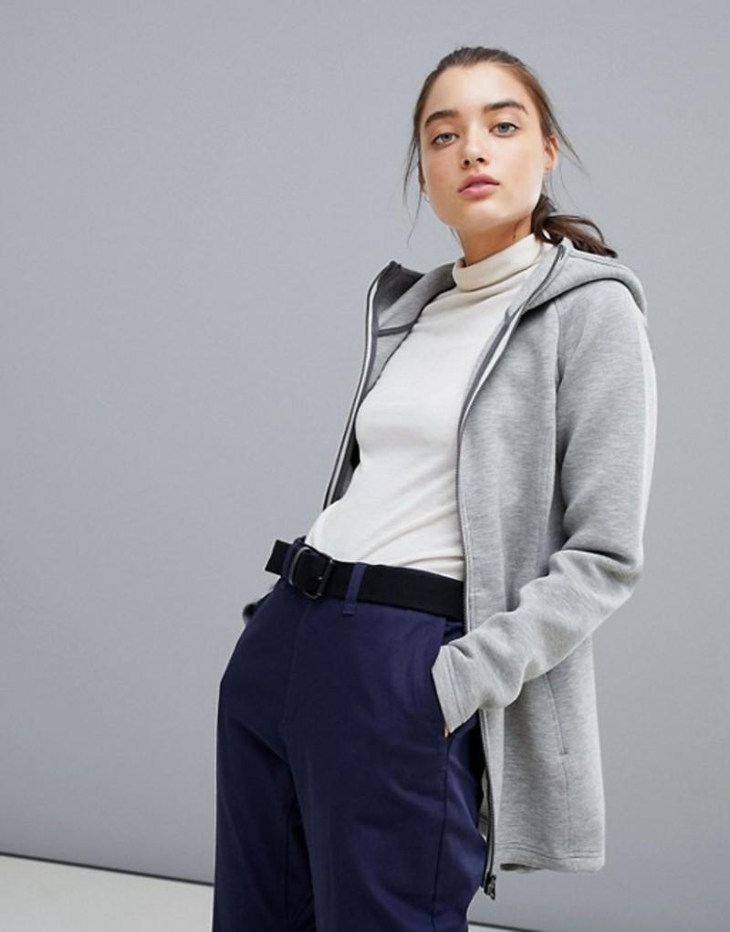 ディドリクソンズ レディース ジャケット・ブルゾン アウター Didriksons Erna jacket in gray Aluminium
