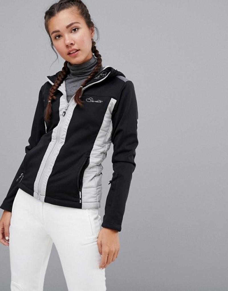 デアツービー レディース ジャケット・ブルゾン アウター Dare2be Ski Softshell Jacket Black