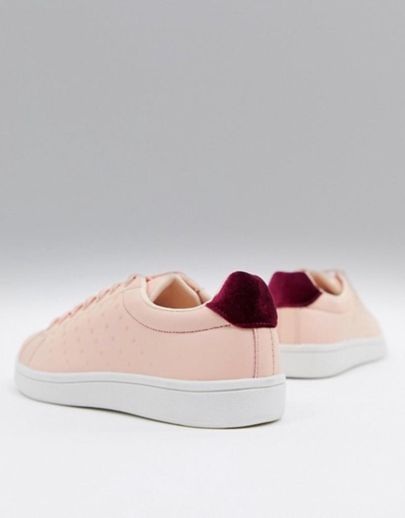 オンリープレイ レディース スニーカー シューズ Only Play Shade Sneaker Pink