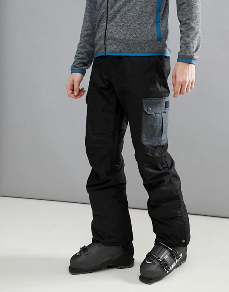 オニール メンズ カジュアルパンツ ボトムス O'Neill Hybrid Pants Black out