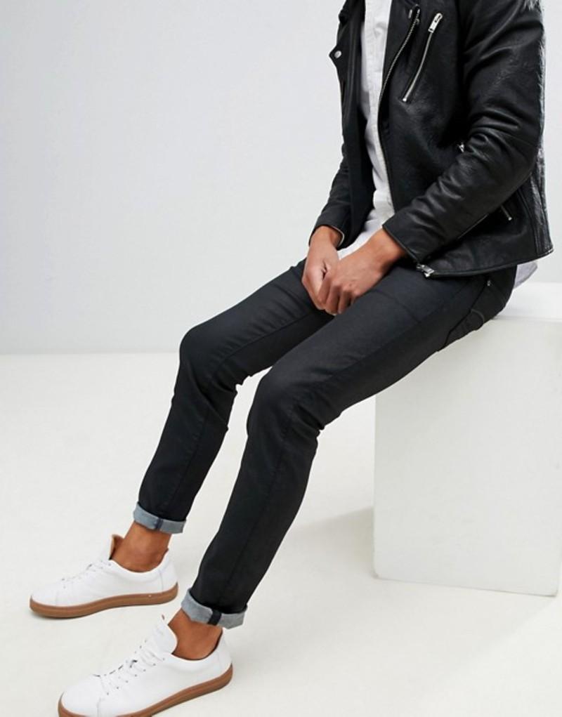 ジースター メンズ デニムパンツ ボトムス G-Star Revend skinny fit jeans in 3d dark aged Blue