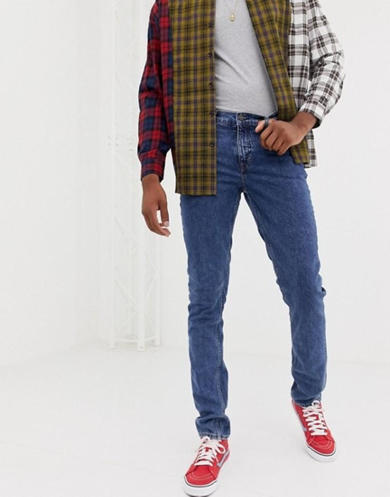チープマンデー メンズ デニムパンツ ボトムス Cheap Monday Sonic Slim Tapered Jeans Norm Core Norm core