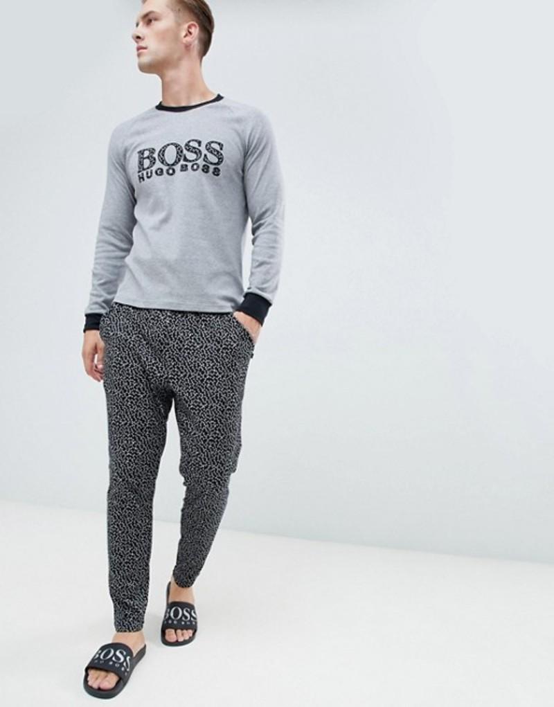ボス メンズ カジュアルパンツ ボトムス BOSS pajamas Grey