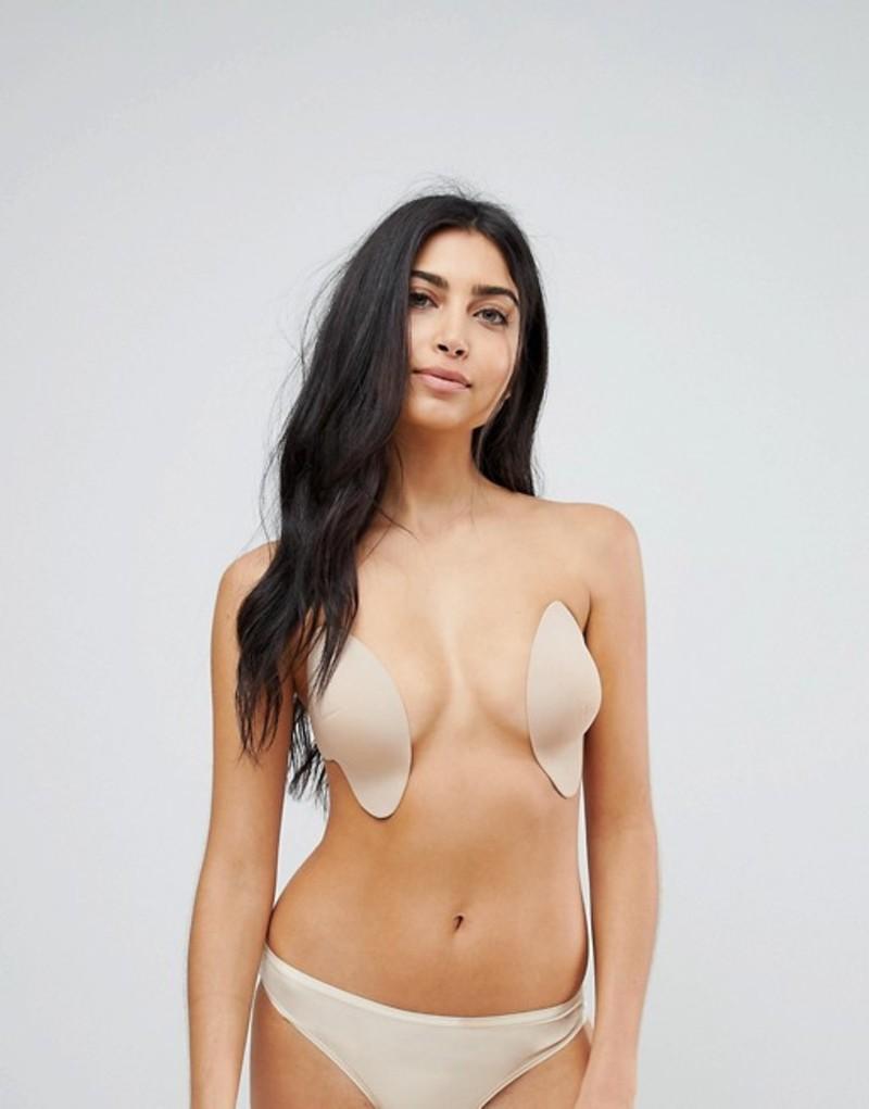 ファッションフォーム レディース ブラジャー アンダーウェア Fashion Forms lusion backless strapless stick on bra Beige