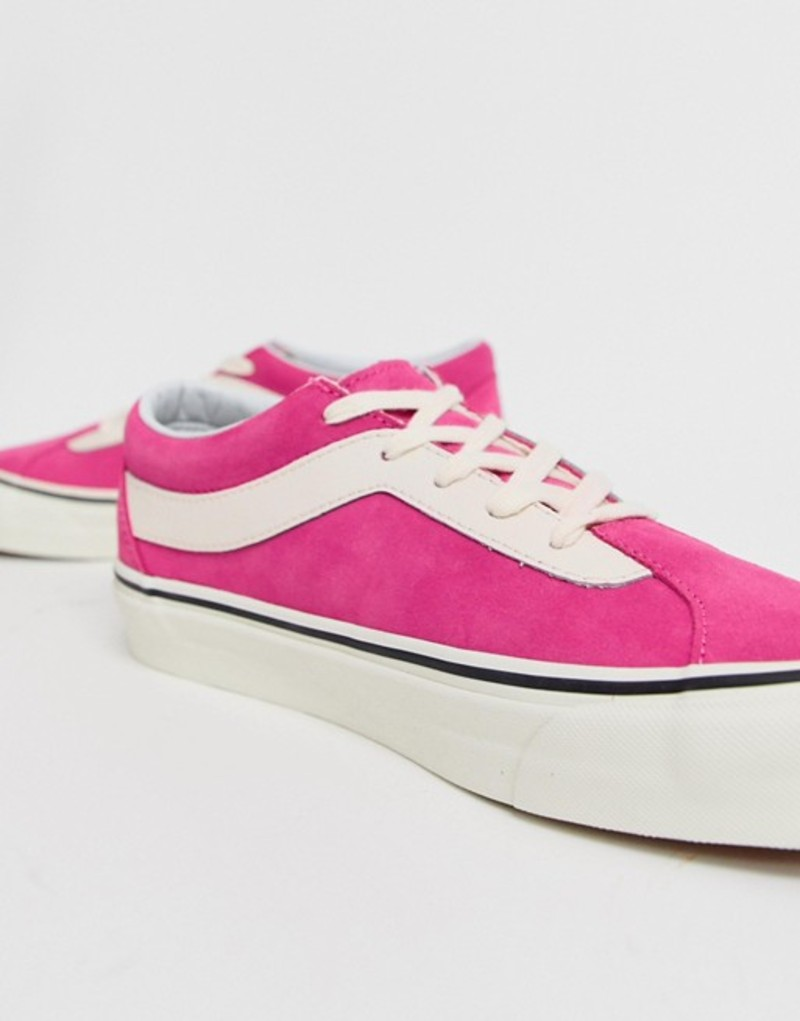 10 Kitchen And Home Decor Items Every 20 Something Needs: 【国内配送】 バンズ レディース スニーカー シューズ Vans Bold Ni Pink Sneakers