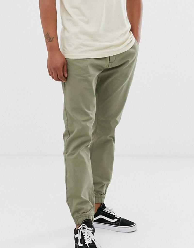 フレンチコネクション メンズ カジュアルパンツ ボトムス French Connection chino cuff pants Light