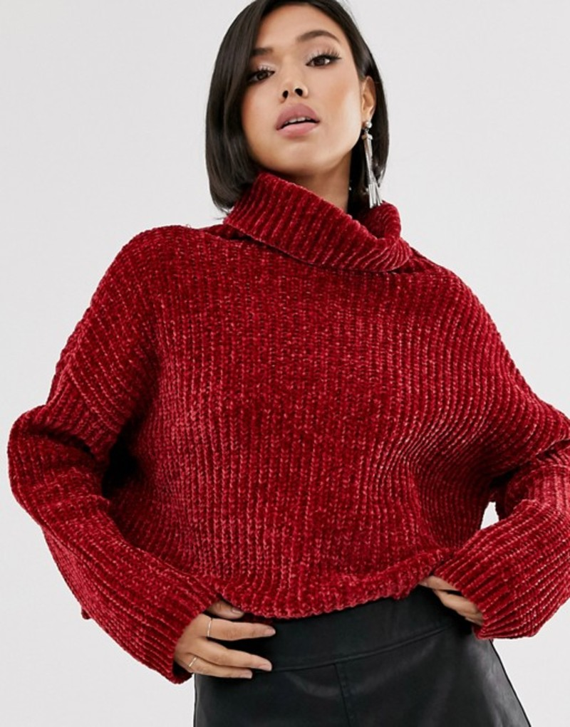 ブランクニューヨーク レディース ニット・セーター アウター Blank NYC roll neck sweater Ruby