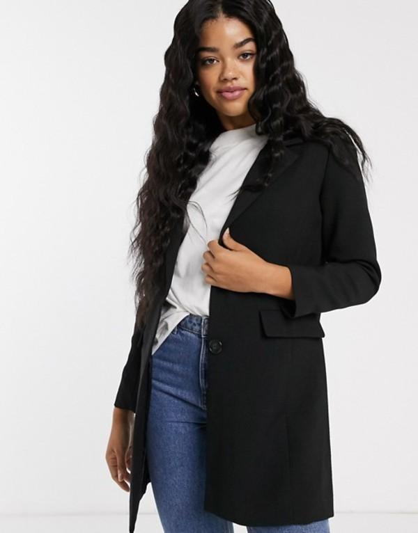 ジェイディーワイ レディース コート アウター JDY Inell smart coat Black