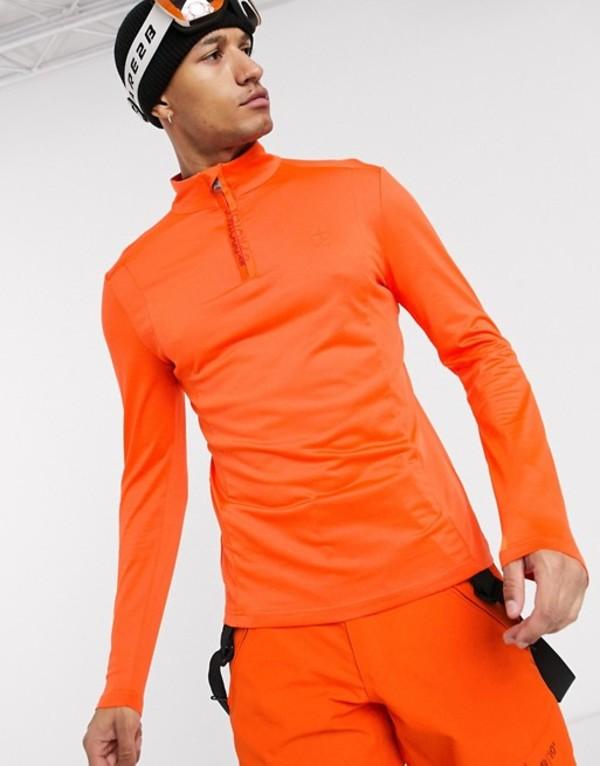 プロテスト メンズ ニット・セーター アウター Protest Willowy fleece in orange Orange