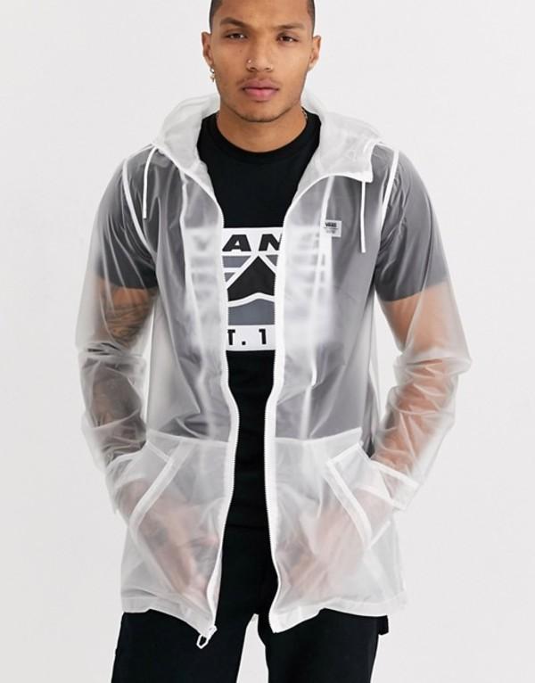 バンズ メンズ ジャケット・ブルゾン アウター Vans Westwind jacket in opaque Opaque