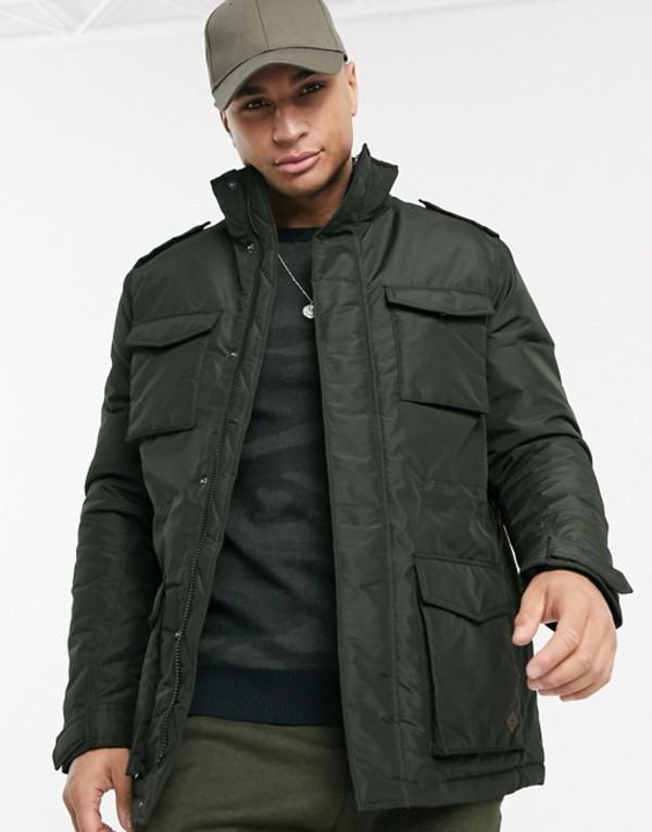 プロダクト メンズ ジャケット・ブルゾン アウター Produkt field jacket Rosin