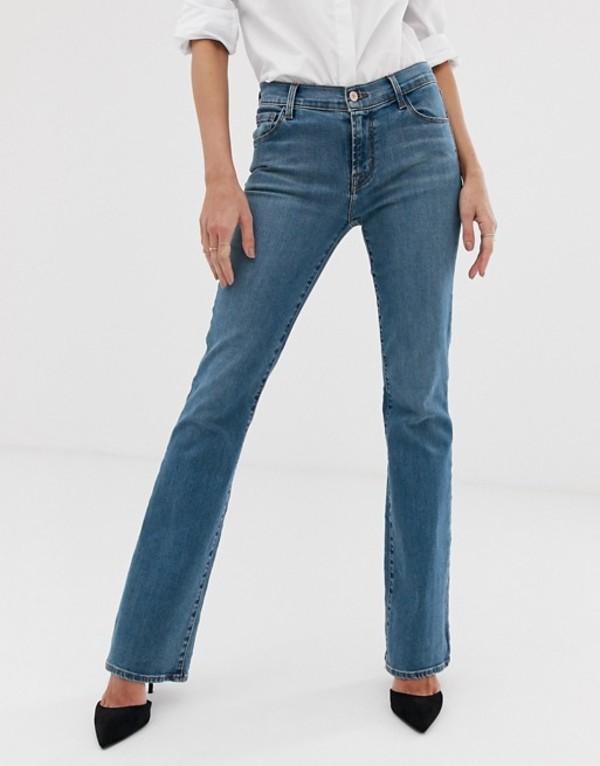 ジェイブランド レディース デニムパンツ ボトムス J Brand Sallie mid rise bootcut jeans Lovesick