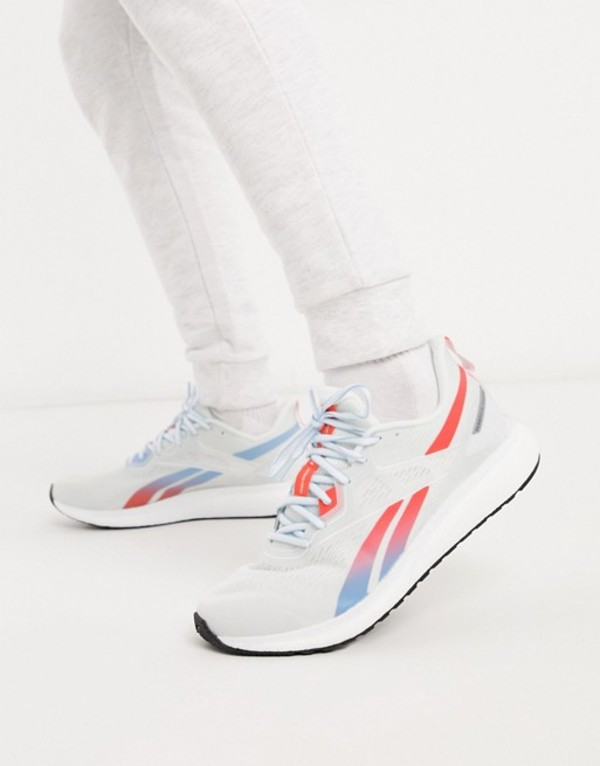 リーボック メンズ スニーカー シューズ Reebok Running floatride sneakers in gray Gray