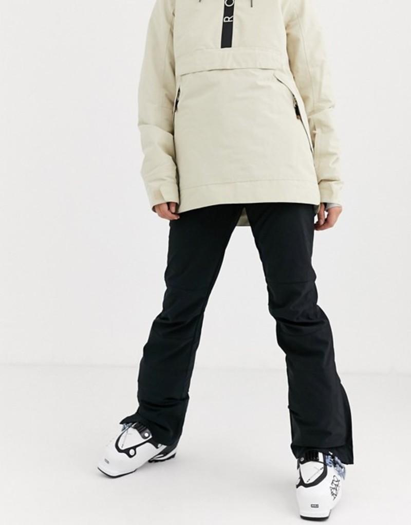 ロキシー レディース カジュアルパンツ ボトムス Roxy Snow Creek ski pants in black True black