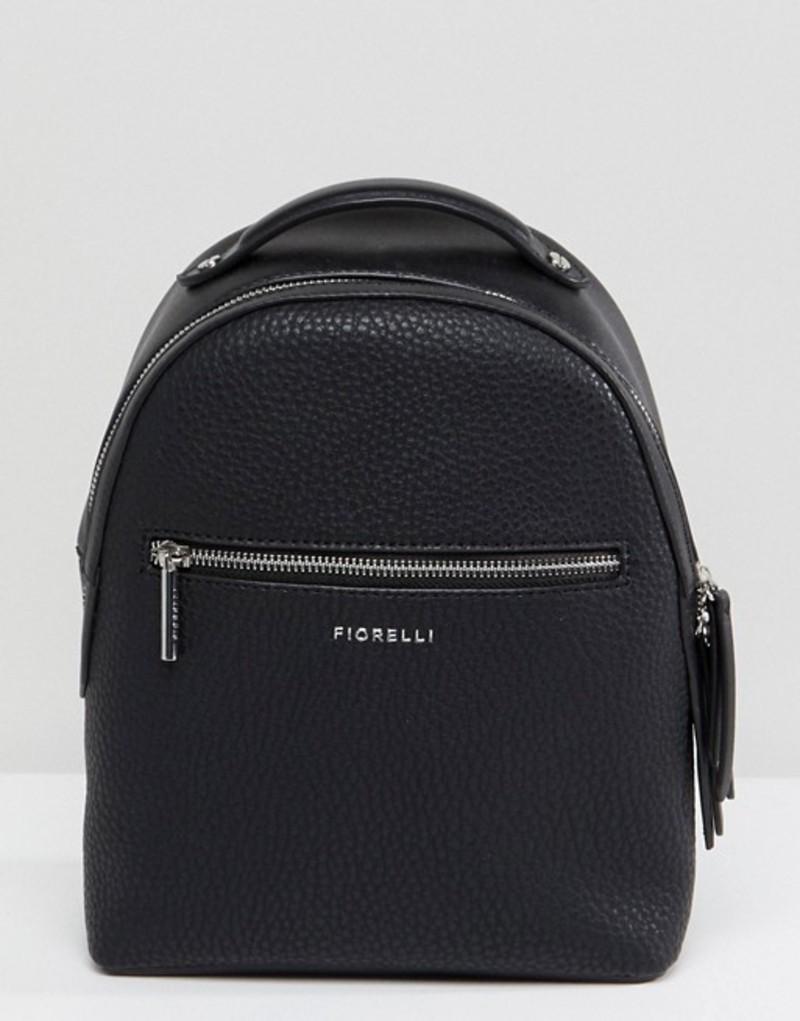 フィオレリ レディース バックパック・リュックサック バッグ Fiorelli Anouk Causal Backpack Black