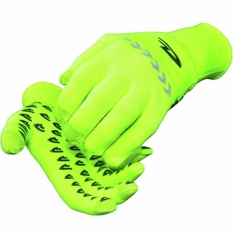 送料無料 サイズ交換無料 ディフィート メンズ アクセサリー 専門店 手袋 Reflector Reflective Yellow Hi-Vis Cordura !超美品再入荷品質至上! Arrows ET DuraGlove