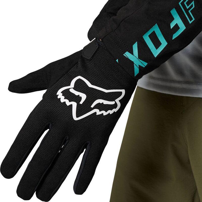 送料無料 サイズ交換無料 フォックスレーシング メンズ アクセサリー 新作アイテム毎日更新 お気にいる Ranger 手袋 Glove Black