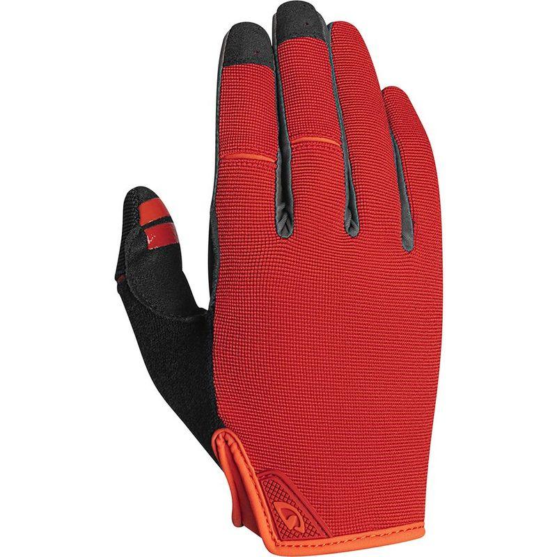 送料無料 サイズ交換無料 ジロ メンズ 正規認証品!新規格 アクセサリー DND 手袋 年間定番 Orange Red Glove
