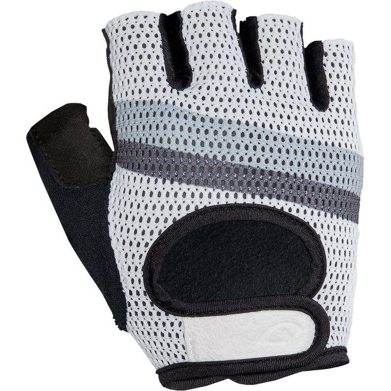 送料無料 サイズ交換無料 ジロ メンズ アクセサリー 手袋 入手困難 Siv 爆買い送料無料 Stripe White Titanium Glove