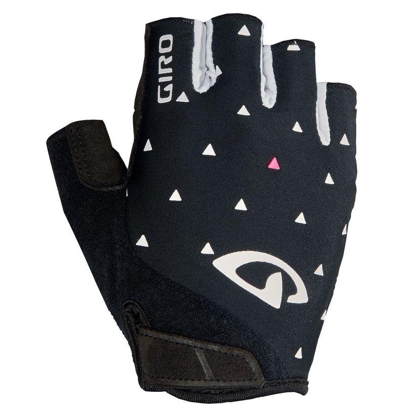 送料無料 正規認証品!新規格 サイズ交換無料 最安値に挑戦 ジロ メンズ アクセサリー Glove 手袋 Sharktooth Black Jag'ette