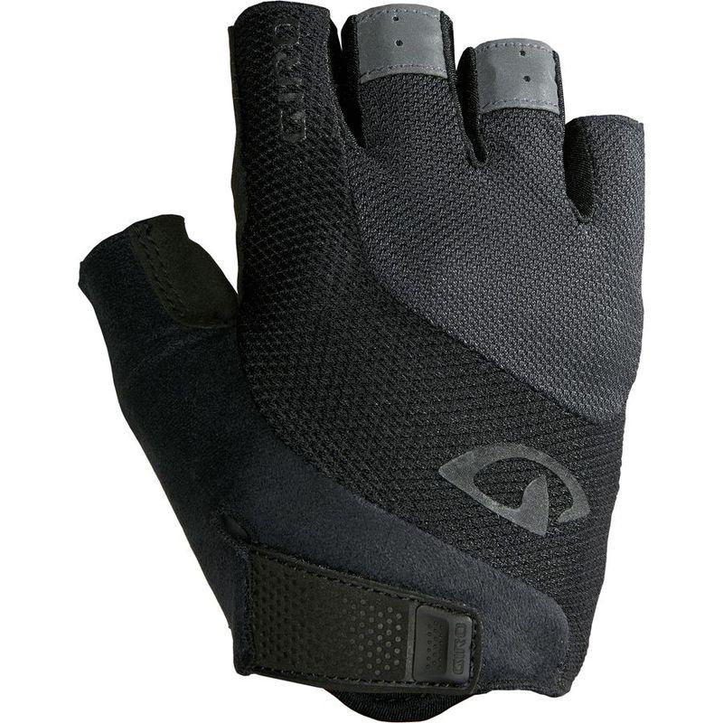 送料無料 サイズ交換無料 市場 ジロ メンズ アクセサリー Bravo Gel Black 贈り物 Glove 手袋