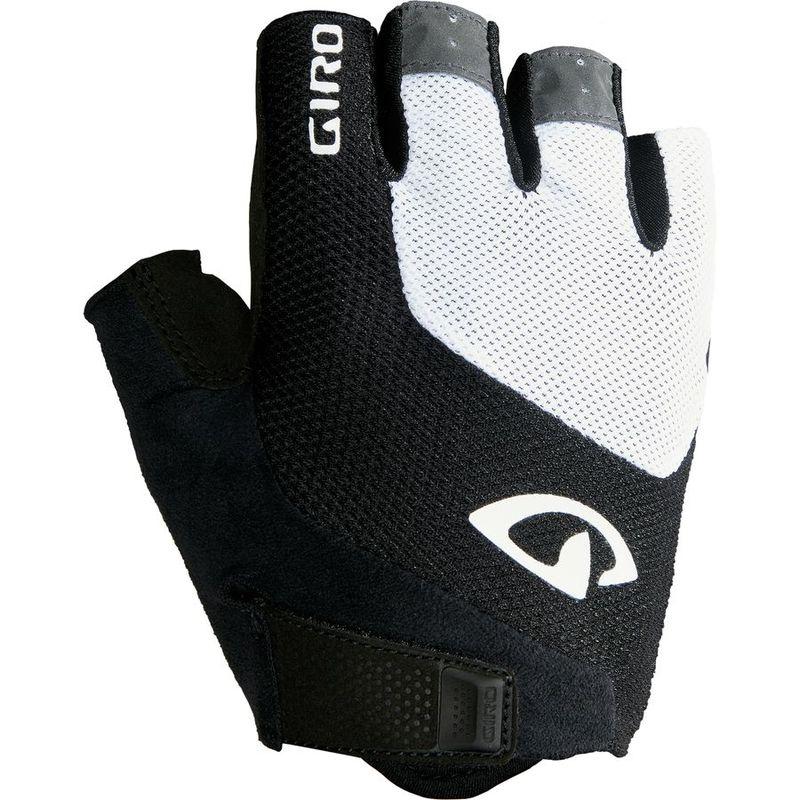 送料無料 サイズ交換無料 最安値に挑戦 ジロ メンズ アクセサリー 手袋 Glove 着後レビューで Black White Bravo Gel