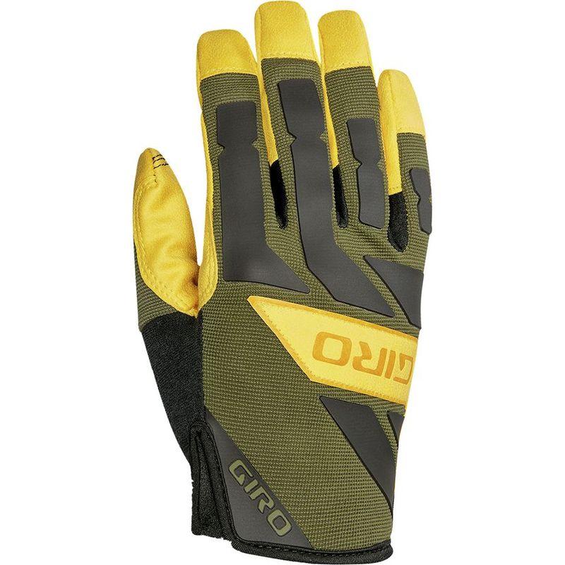 送料無料 サイズ交換無料 ジロ メンズ アクセサリー 手袋 Trail 高品質 Buckskin Olive Glove Builder 購買