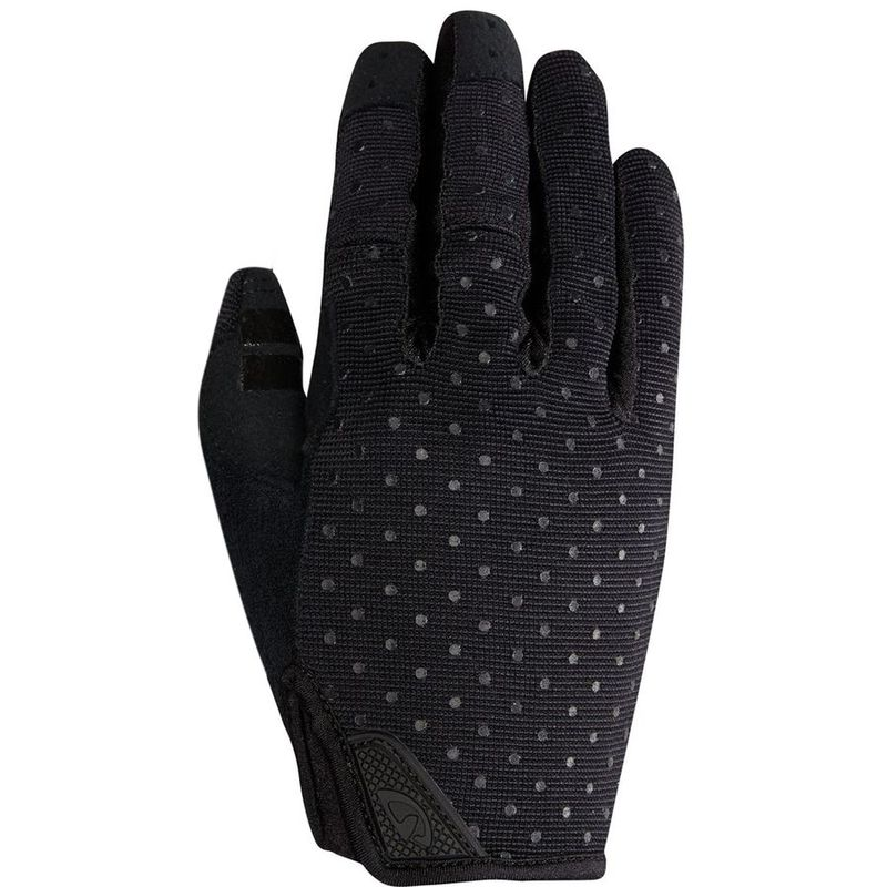 送料無料 サイズ交換無料 ジロ メンズ 開店祝い アクセサリー 手袋 LA Dots Glove セールSALE%OFF Black DND