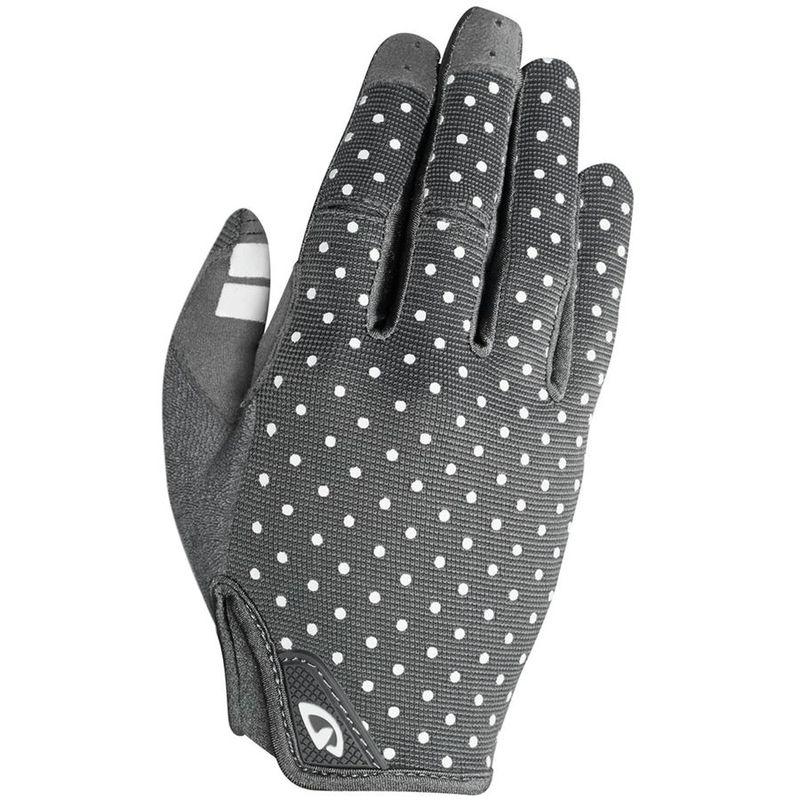 送料無料 サイズ交換無料 ジロ メンズ アクセサリー 手袋 Dark DND Shadow Glove Dots 輸入 25%OFF White LA