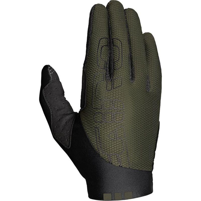 送料無料 期間限定で特別価格 サイズ交換無料 ジロ 《週末限定タイムセール》 メンズ アクセサリー Trixter Olive Glove 手袋